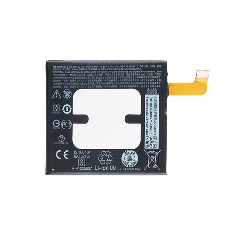 B2PZC100 HTC U11 2PZC5 3000mAh 3.85V 11.55W 35H00271-00M Ersatz Akku