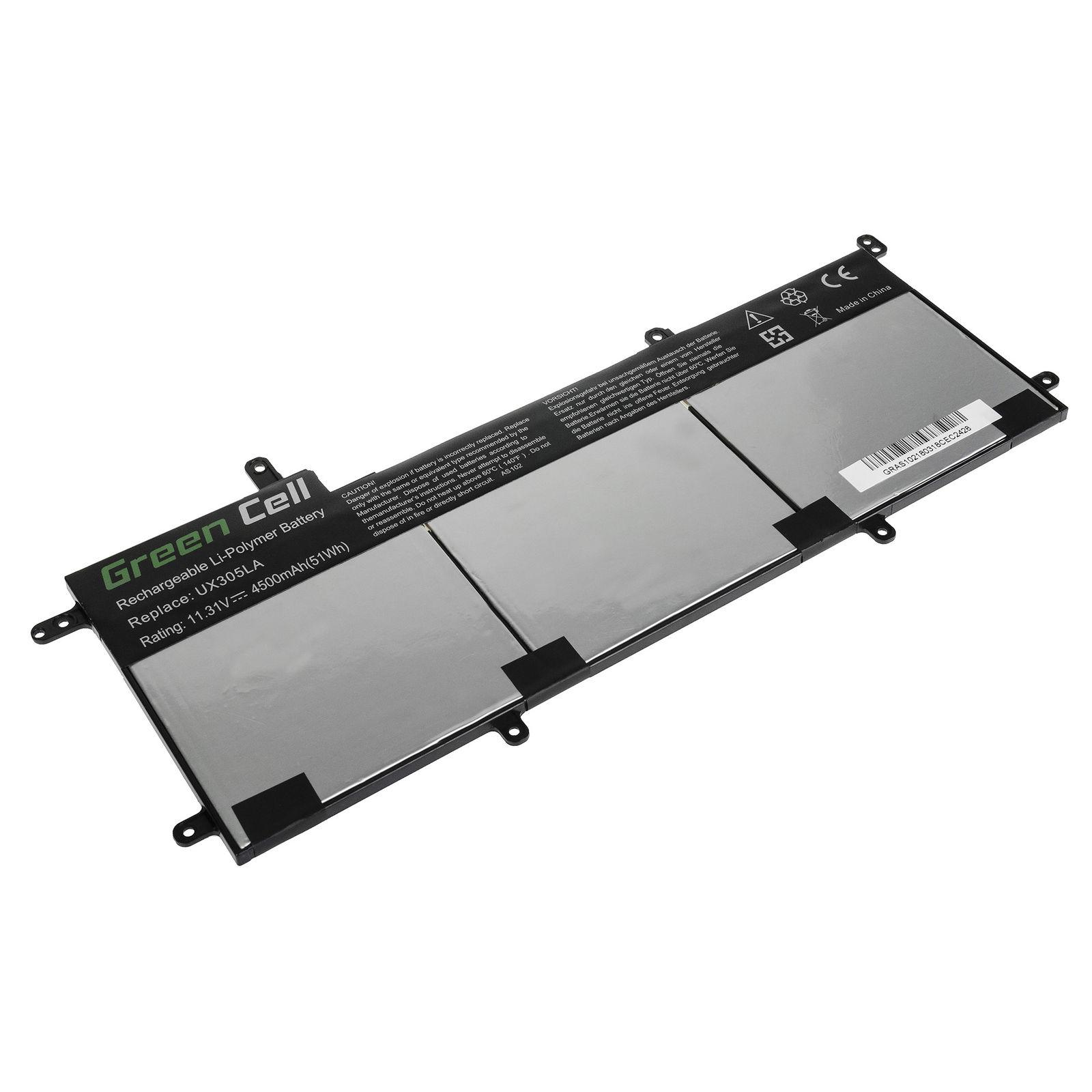 Asus Zenbook UX305L UX305LA UX305LA-FB015H 4500mAh Ersatz Akku