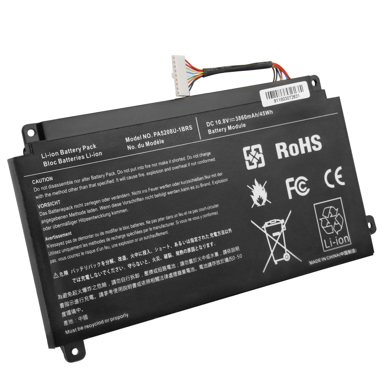 Toshiba Chromebook 2 PA5208U-1BRS CB35-B3340 CB35-B3330 A16 Ersatz Akku